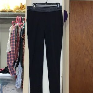 Lulu lemon yoga pants (wide leg)